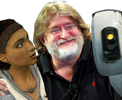 10 Gabe Newell Facts[Site]