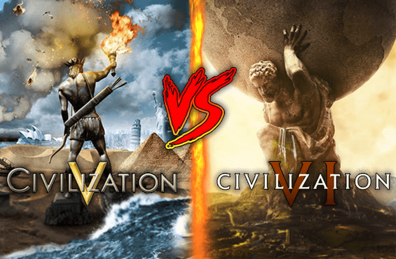 Civilization5VSCivilization6[Site]
